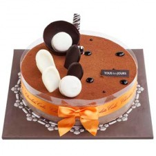 CLASSIC CHOCOLATE CAKE by Tous les Jours