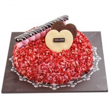 KISS STRAWBERRY by Tous les Jours