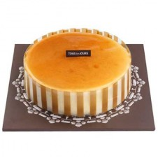 LIGHT CHEESECAKE (MOYENNE) by Tous les Jours