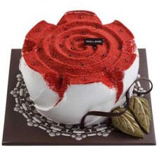 ROSE INSPIRATION FRESH CREAM CAKE by Tous les Jours