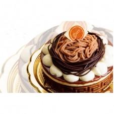 Chestnut Cake by Bizu Patisserie