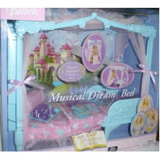 Barbie Musical Dream Bed
