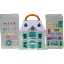 Carry Along Mini Doll House