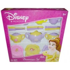 Disney Princess Beauty & the Beast Dinnerware set
