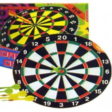 Deluxe Dart Game Set