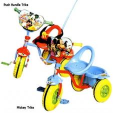 Mickey Trikes