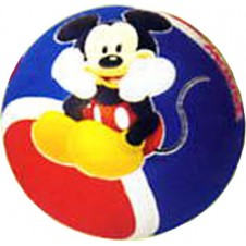 Basketball with Mickey Mouse Prints
