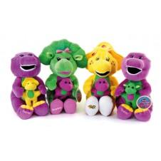 Barney Characters