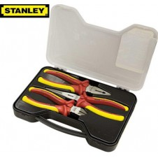 Stanley Basic Pliers Set w/ Plastic Kit