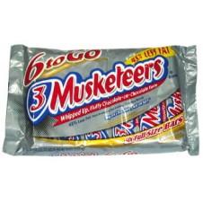 3 Musketeers 362.4g