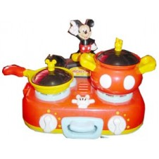 Mickey Mouse Automatic Burner with Sound