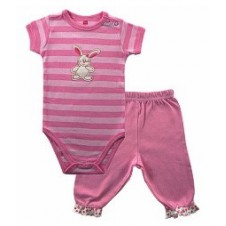 Baby Body Suit & Pant (2pcs)