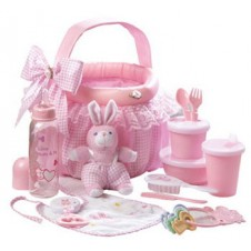 Baby Shower Gift Set for Baby Girl