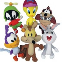 Looney Tunes Stuff Toys