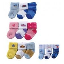 Baby Socks (3 Pairs)