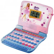 Barbie Bright Learning Laptop