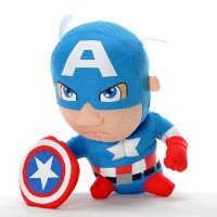 Famous Action Heroes Stuff Toys
