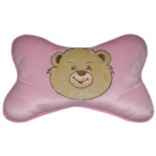 Marlon Bone Pillow by Bear Huggs