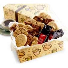 Coffee, Cookie, and Brownie Box