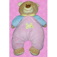 Little Jacqui Soft Colorful Bear by Blue Magic