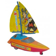 Disney Toy Sailboat