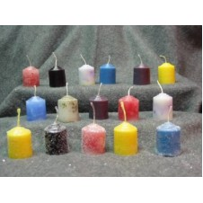 Slim Multicolor Candles