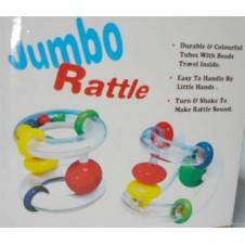 Jumbo Rattle