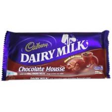 Cadbury: Dairy Milk - Chocolate Mousse