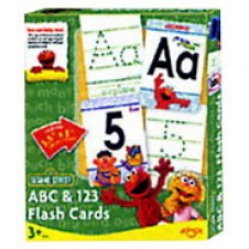 ABC & 123 Flash Cards