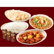 Family A Sweet & Sour Pork by Chowking
