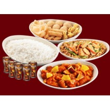 Family B Sweet & Sour Pork by Chowking