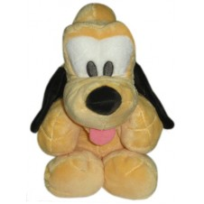 "Pluto Flopsies 14"" by Disney Animal Friends"