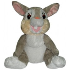 "Rabbit Plush Toy 18"" by Disney Animal Friends"