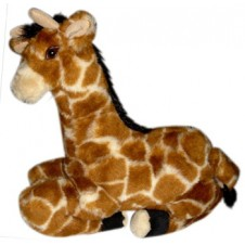 "Giraffe Plush Toy 16"" by Antics Collection"