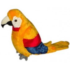 Colorful Parrot 19""