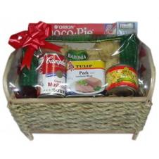 Xmas Gift Basket 1
