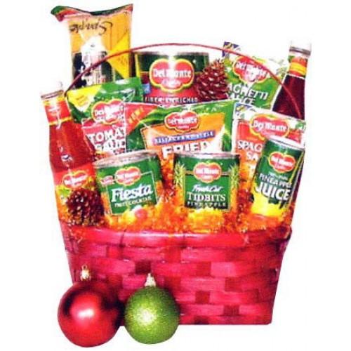 family feast christmas basket