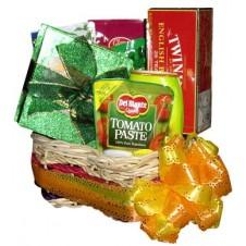 Christmas Basket 16
