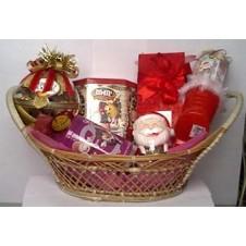 Christmas Basket 3