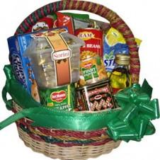 Christmas Basket 14