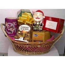 Christmas Basket 4