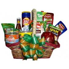 Christmas Basket 9