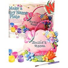 Make a Fairy Name Plate