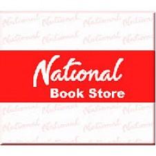 500 Peso National Bookstore Gift Certificate