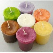 7pcs Colorful Candles