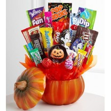 Halloween Temptations Boo-quet