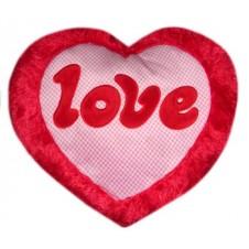 Heart Pillow w/ Love Message
