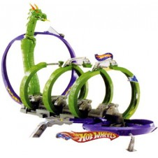 Hot Wheels Dragon Race