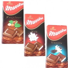 Elvan Maestro Chocolate Bar