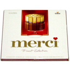Merci Finest Selection Asst. European Chocolates 250g